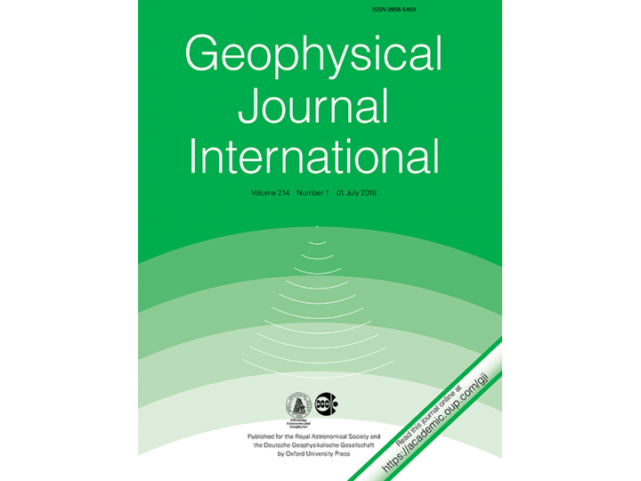Geophysical Journal International