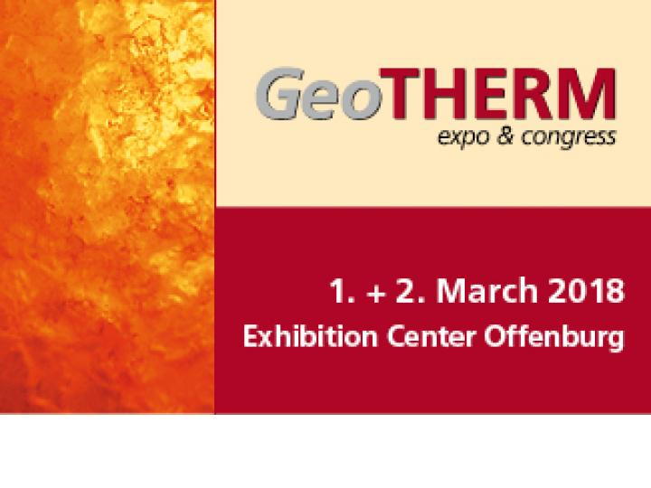 GeoTHERM 2018 Expo and Congress logo
